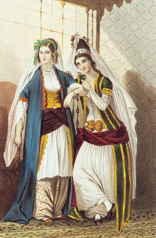 Goupil-Fesquet, Frédéric Auguste Antoine (1817-1878): 1843 Doğu Seyahati