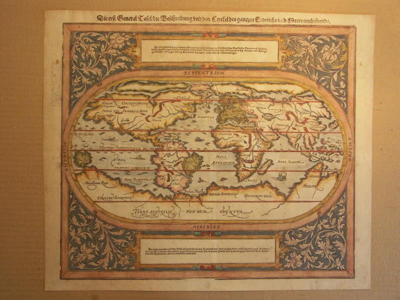 Sebastian Münster (Alman Haritacı ve İpekbilimci, 1488-1552)