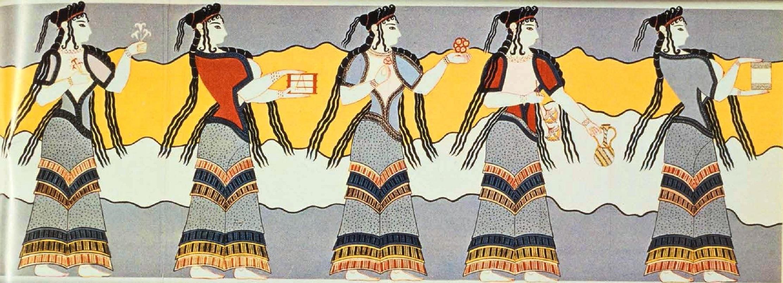 M.Ö. 2500 - Sütyenin Tarihi