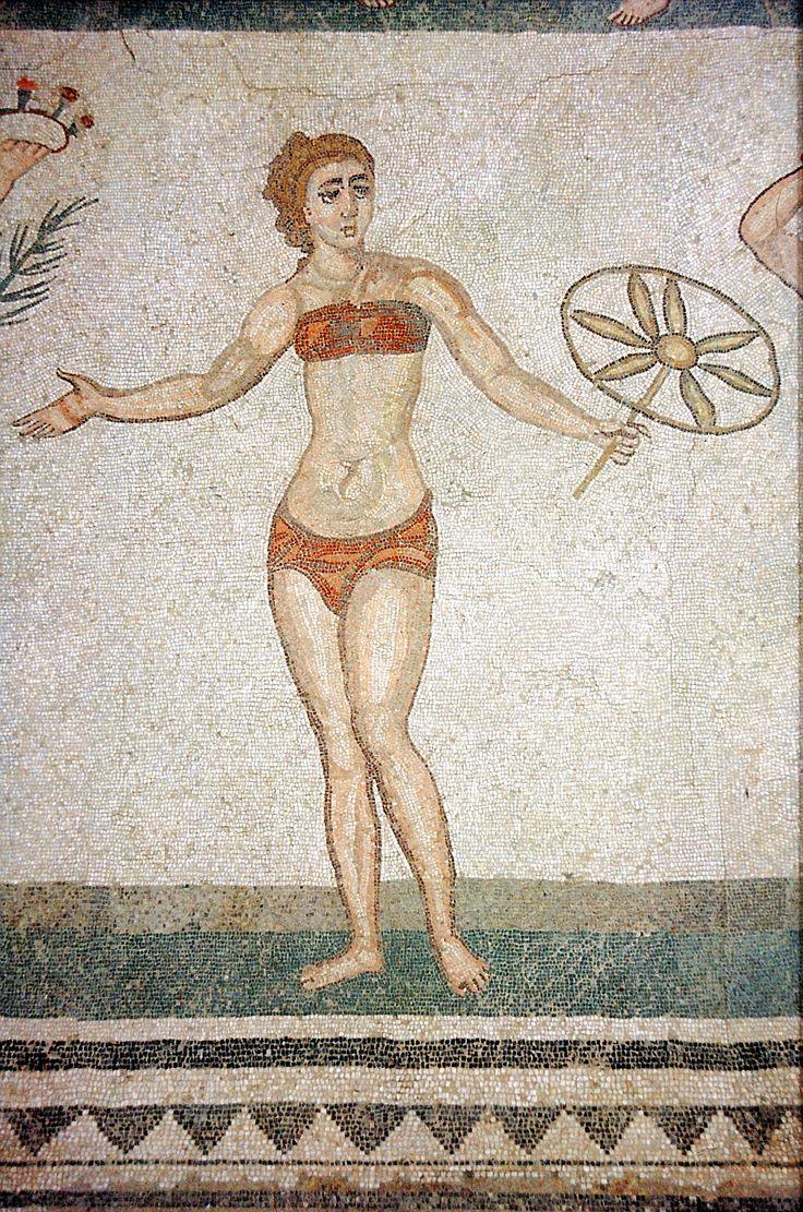 M.Ö. 450 M.S. 285 - Sütyenin Tarihi