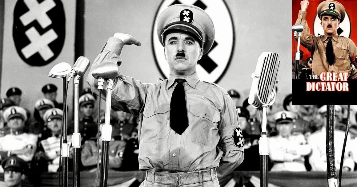 Sessizlerin Dili Charlie Chaplin- Büyük Diktatör