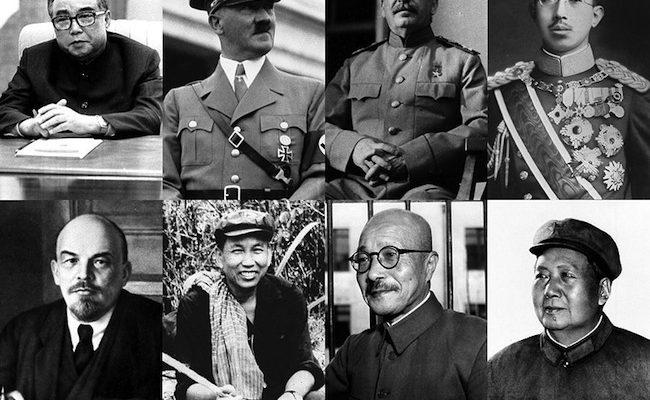 Ünlü Diktatörlerin Özlü Sözleri