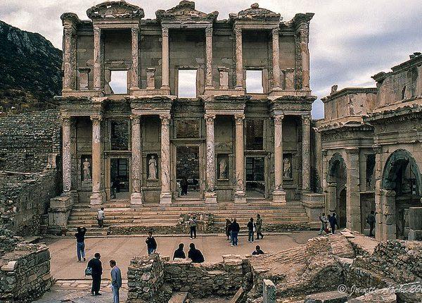 1988 Yılı Türkiye'sinden Tarihi Mekanlar