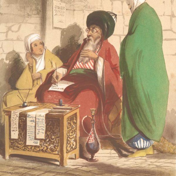 1854 Yılında Yayınlanmış İstanbul ve İyonya Adalarında Giyim ve Günlük Yaşam
