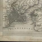 Eski İstanbul Haritası Detay 6