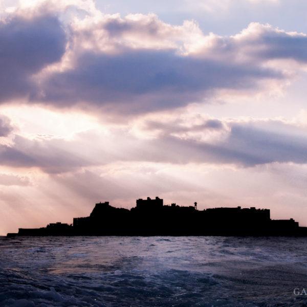 Gizemli Hashima Adası: Japonya