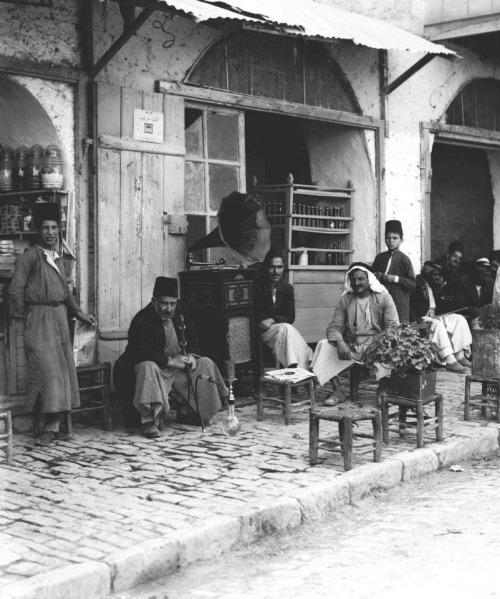 Belki yoksul ama barış dolu ve masalsı yaşamıyla: Osmanlı Döneminde Filistin