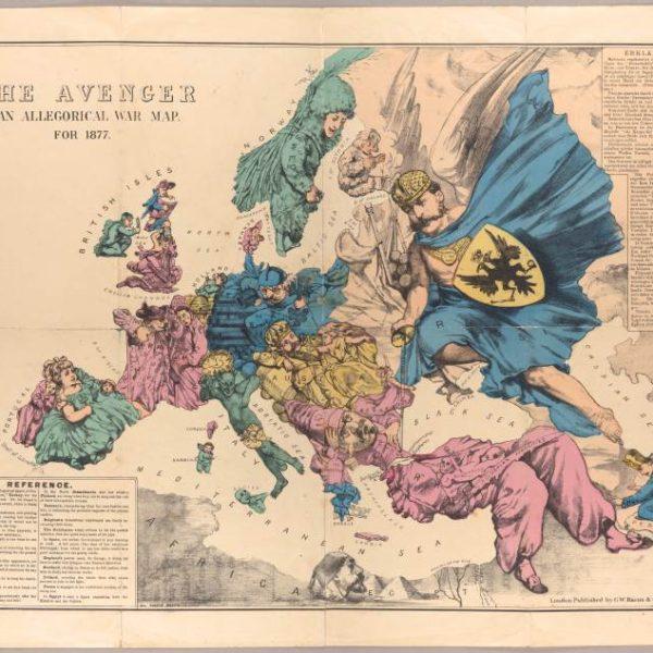 Haritaların Gücü: Savaşlar, Politika ve Propaganda