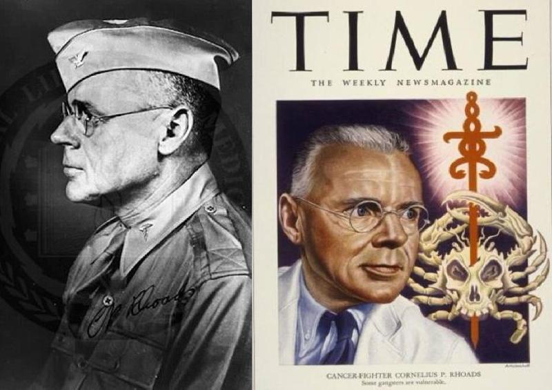 Eugene Saenger, TIME Dergisi Kapağında - Korkunç Deneyler