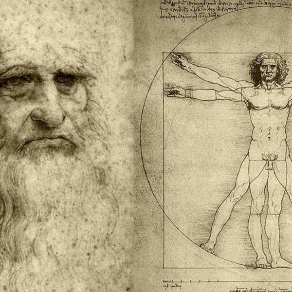 Leonardo Da Vinci ve Haliç Köprüsü Dahil Muhteşem Çalışmaları