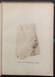 Osman Hamdi Bey - Le tumulus de Nemroud-Dagh 1