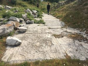 Hadrian Tapınağı Kalıntıları, Kyzikos(Cyzicus) Antik Kenti