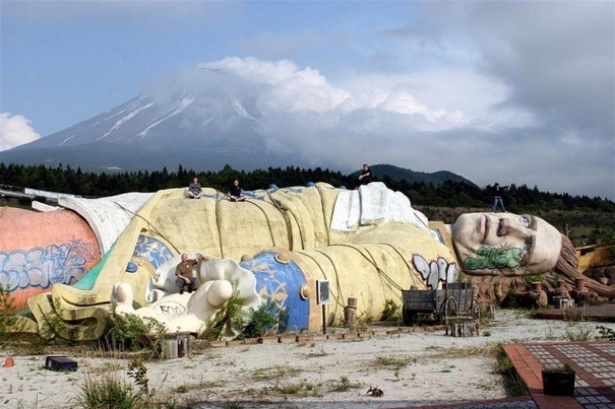 Gulliver'in Seyahatleri Parkı, Kawaguchi, Japonya