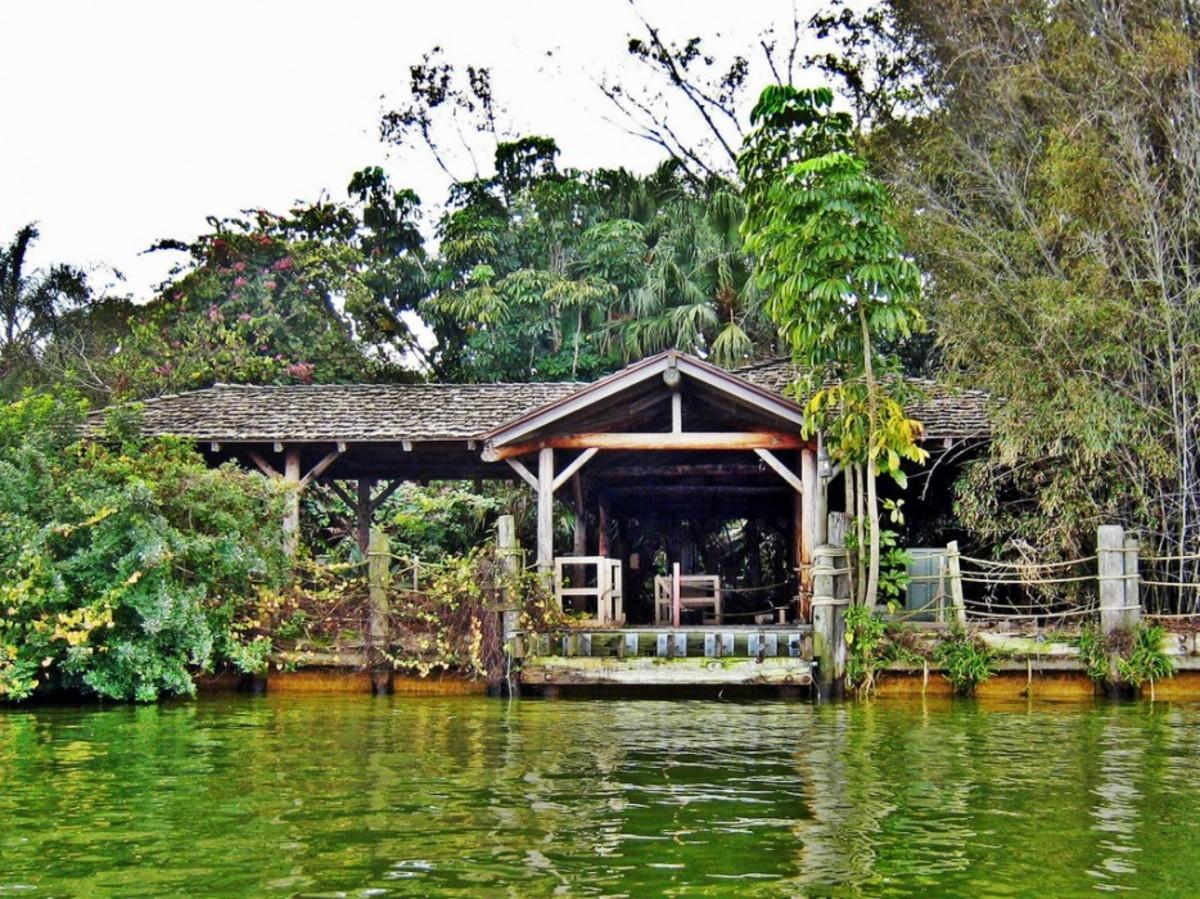 Disney Discovery Island, Buena Vista Gölü, Florida
