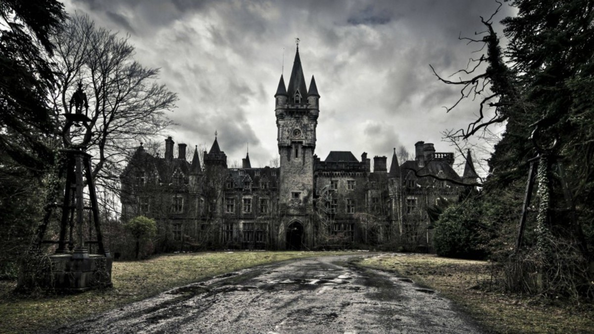 Chateau Miranda, Celles, Belçika
