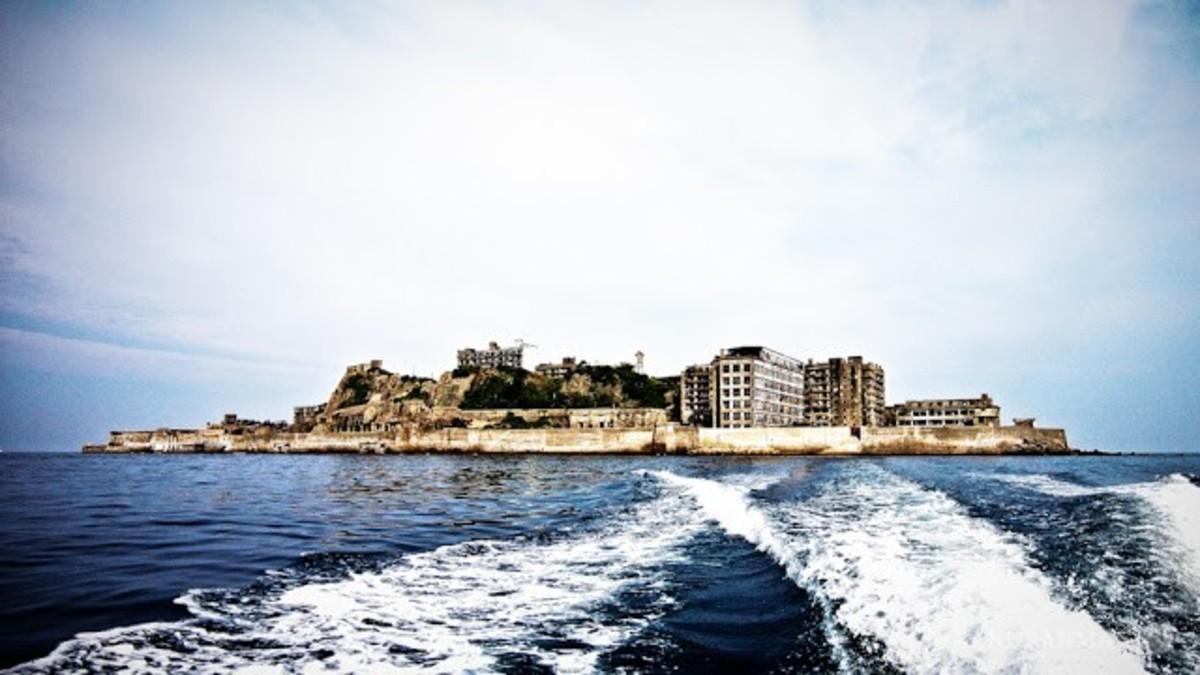 Hashima Adası, Japonya