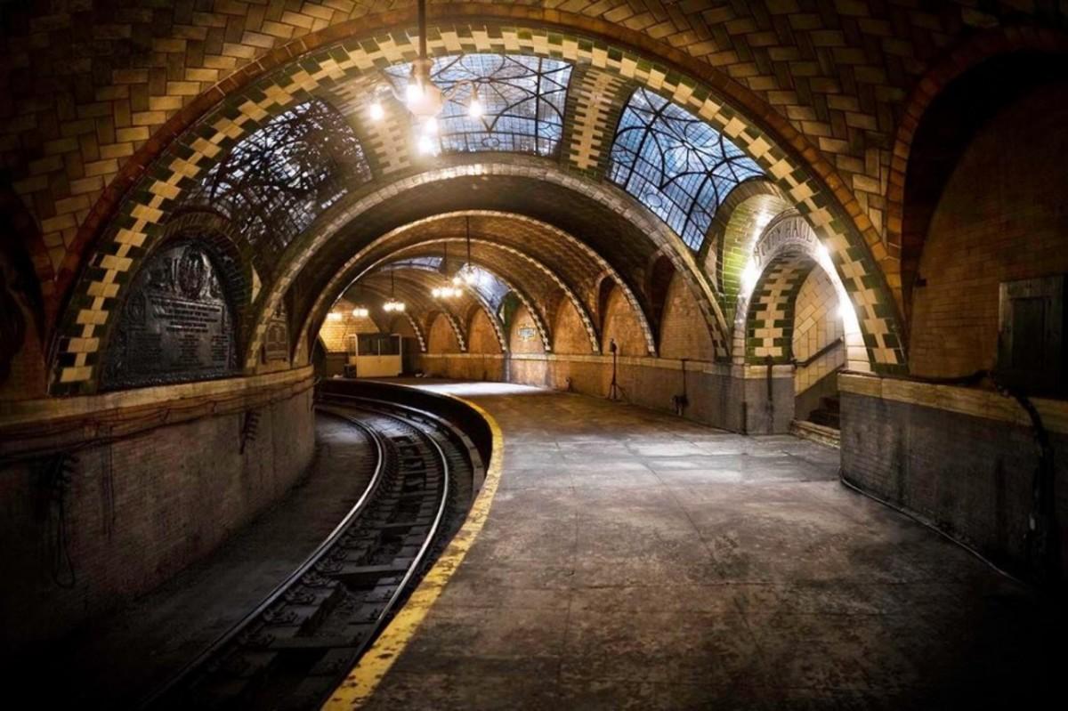 Belediye Binası İstasyonu, New York, New York