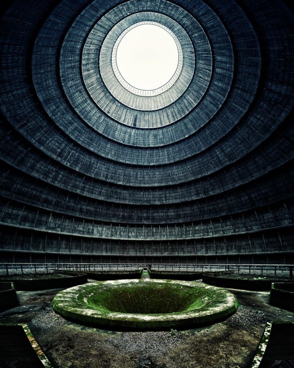 Terk edilmiş Enerji Santrali, Belçika