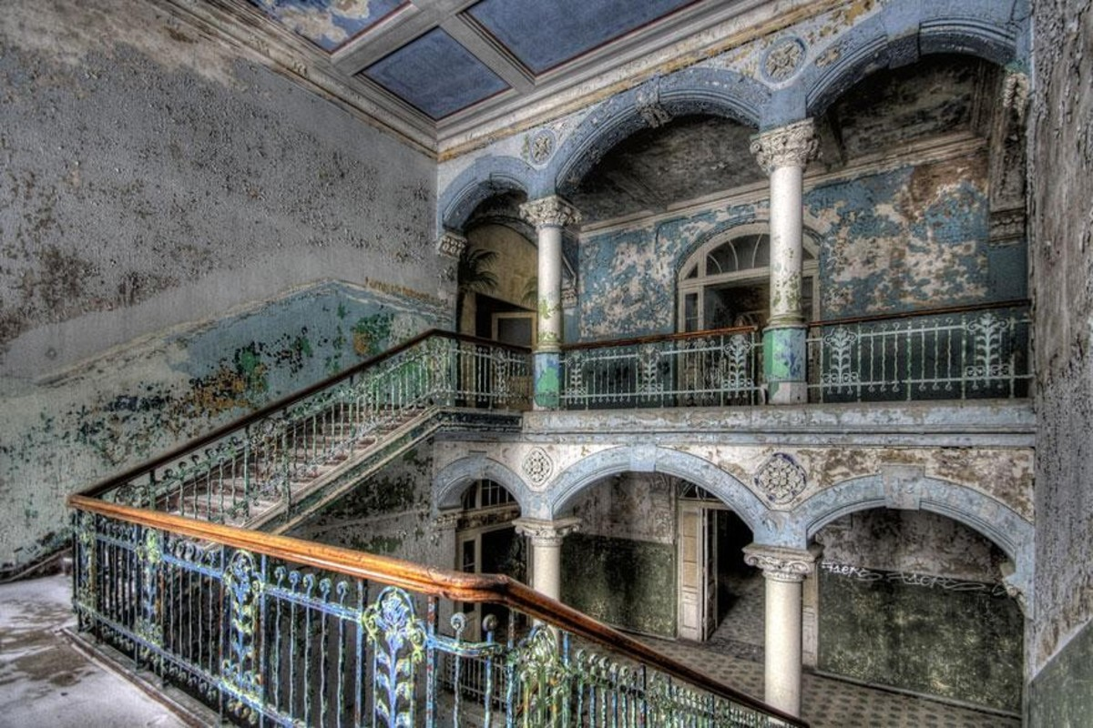 Askeri Hastanesi, Beelitz, Almanya