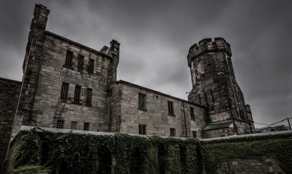 Doğu Eyalet Hapishanesi, Philadelphia, Pensilvanya