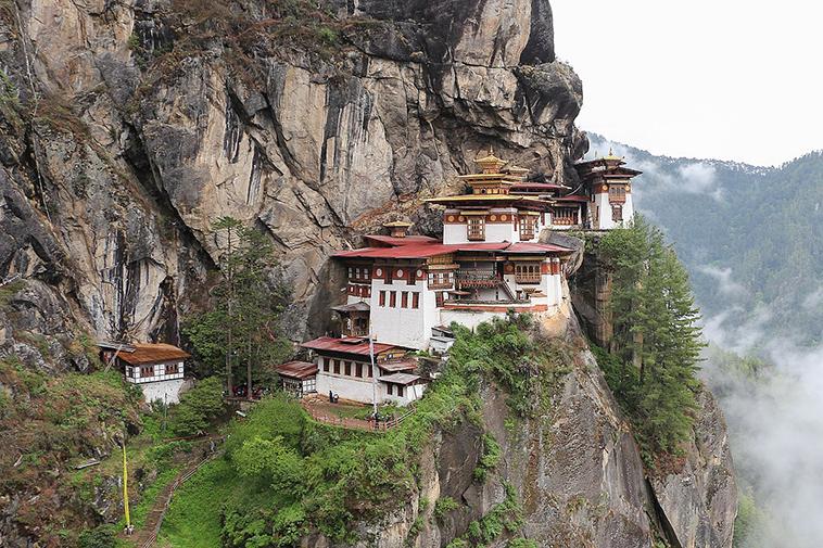 Paro Taktsang, Butan