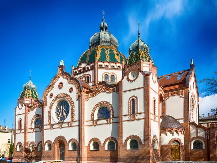 Subotica Sinagogu, Sırbistan