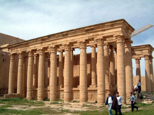 Persepolis Antik Kenti: İran Tarihi Zenginliği
