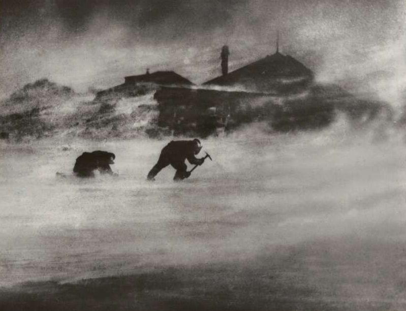 Antarktika Kıtası: 20. Yüzyılın Başı