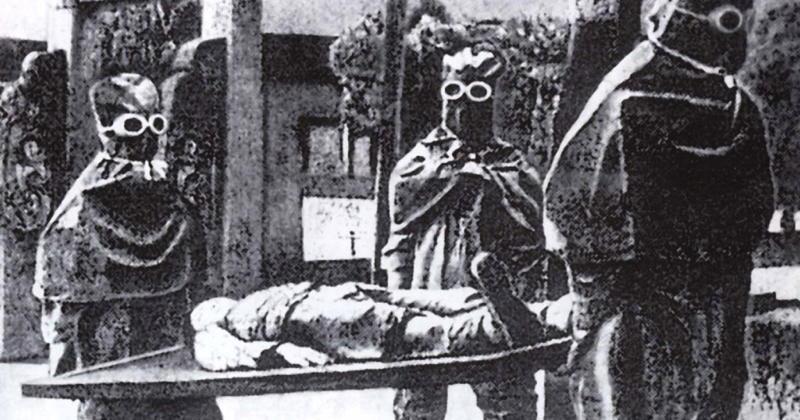 Birim 731, 1931 yılında hastalıkönlemebirimiolarak kuruldu