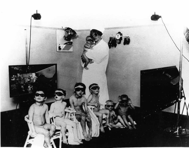 Deney Yapılan Bir Nazi Hastanesi - Korkunç Deneyler