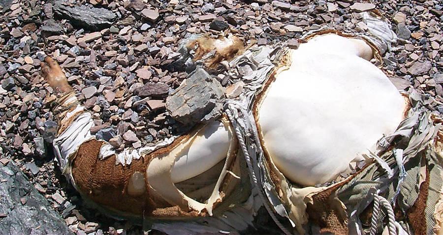 George Mallory'nin cesedi, 1999, Everest Dağında Ölenler