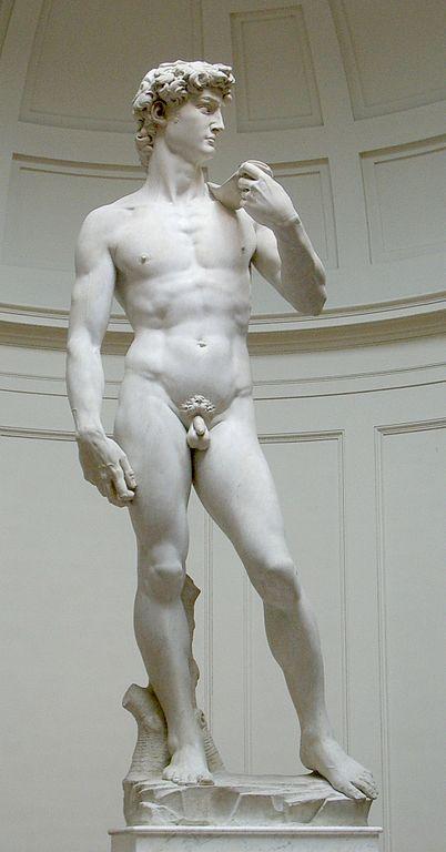 Davud Heykeli, İtalya