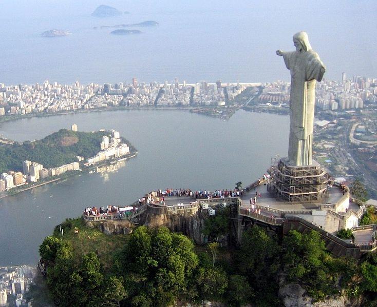 Kurtarıcı İsa, Rio de Janeiro, Brezilya